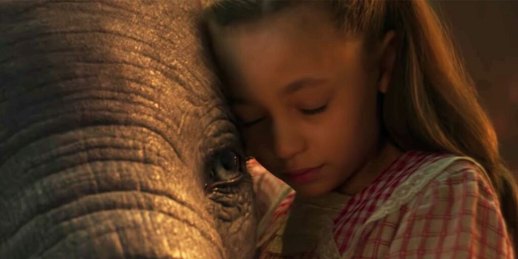image: Se den nye live action-traileren for «Dumbo»